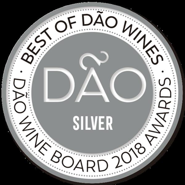 Medalha de Prata Melhores Engarrafados do Dão
