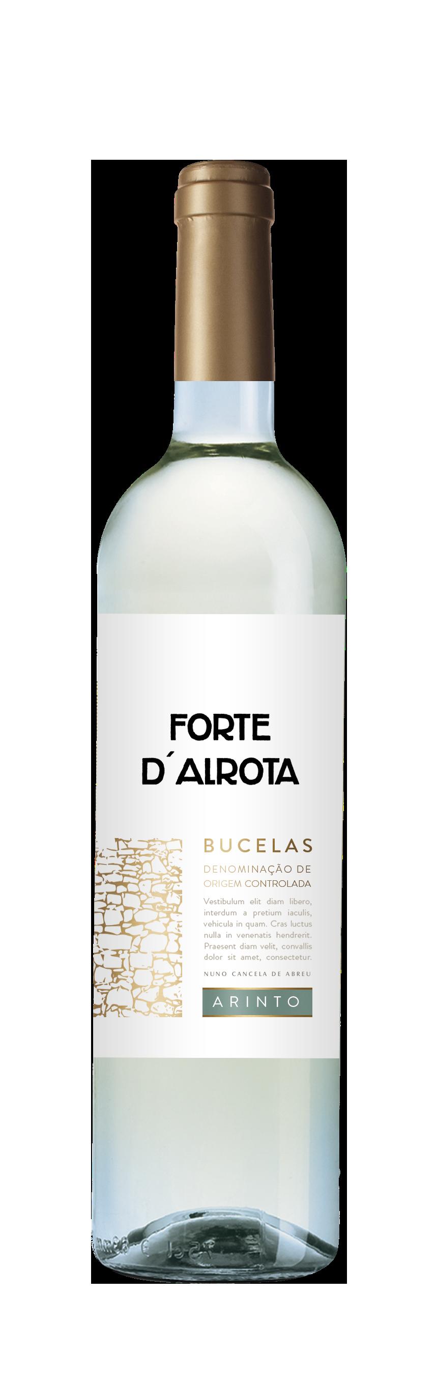 Forte D'Alrota